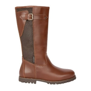 Ladies-Leather_country boots