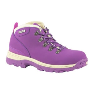 Trek Purple Sole Of Walking Boot