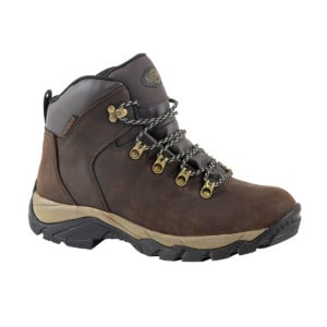 Trekking boots brown Emerald