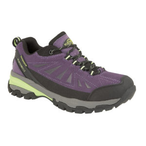 KEELE LO PURPLE-LIME WALKING BOOT