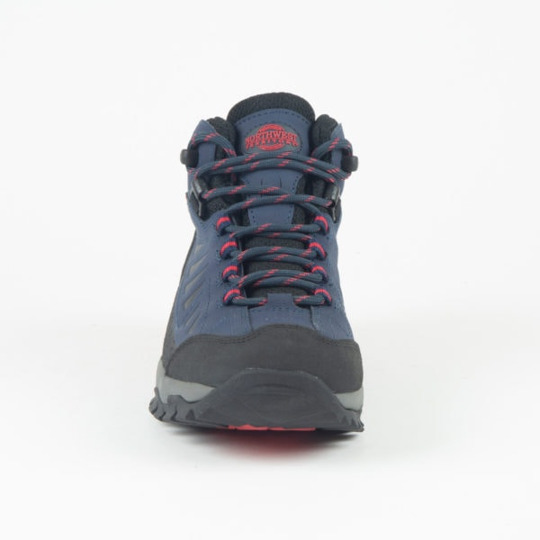 Keelihi Navy Red Front Of Walking Boot