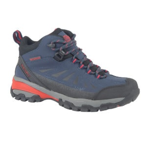 Keelihi Navy Red Side Of Walking Boot