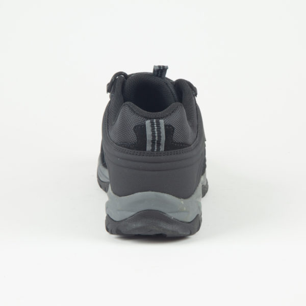 Steen Black Back Of Walking Boot
